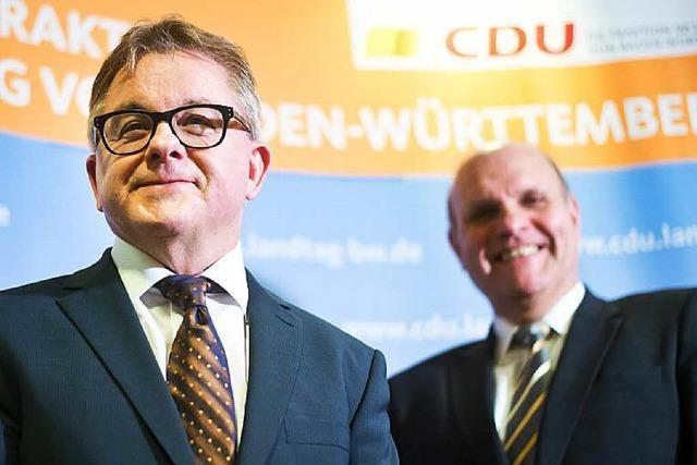 Wolf, Hauk, Klenk: So ordnet sich die CDU