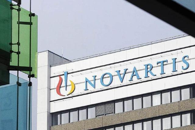 Novartis bekennt sich zur Schweiz