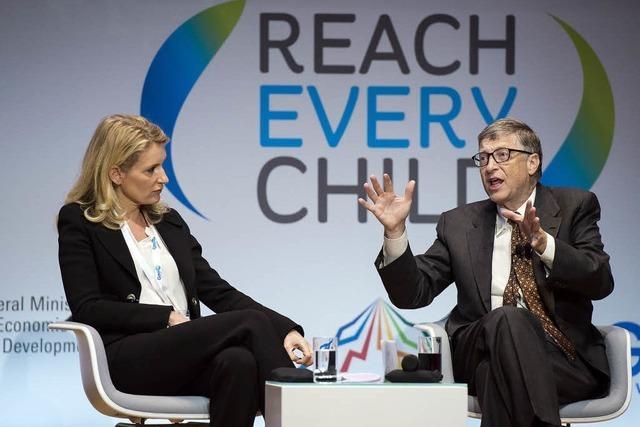 600 Millionen für Impf-Allianz