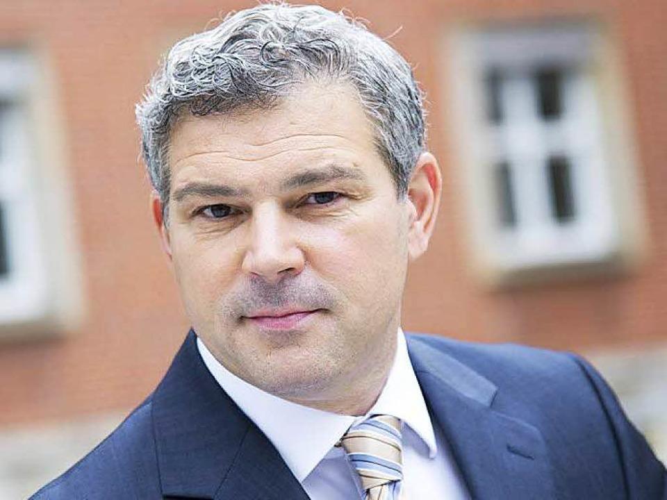 Der Leiter des Instituts für Rechtsmedizin der Berliner Charité, Michael Tsokos.  | Foto: H. Henkensiefken/fine pic