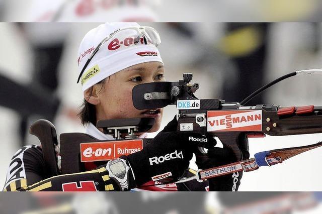 Biathlon-Schnuppertraining in Bernau