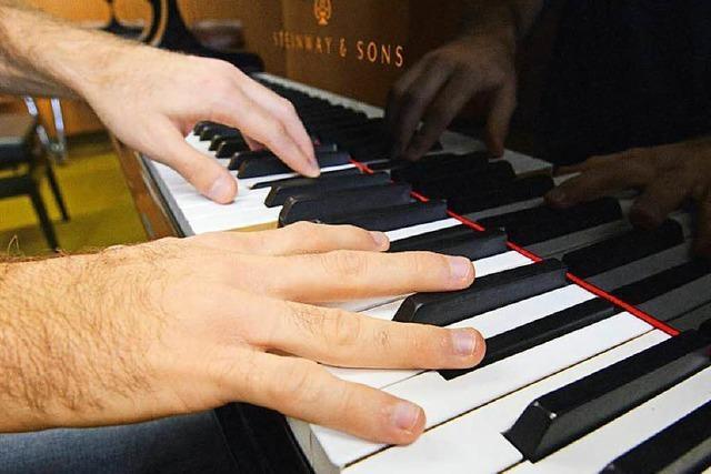 840-mal das selbe Stück: Klaviermarathon über 28 Stunden in Bubenbach