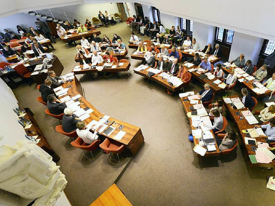 Welchen Plan B haben die Freiburger Gemeinderatsfraktionen?  | Foto: Ingo Schneider