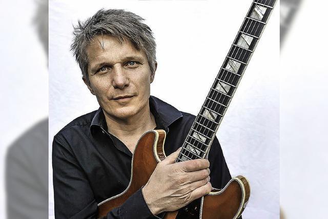 Ingmar Winkler & Quartett im Roccafé in Denzlingen