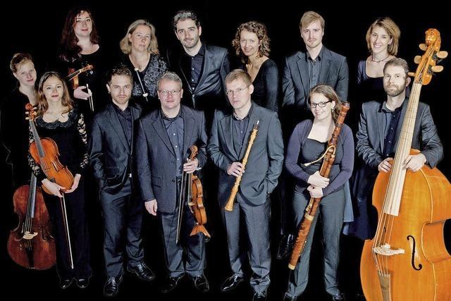 Freiburger Ensemble für Alte Musik in Waldkirch-Kollnau