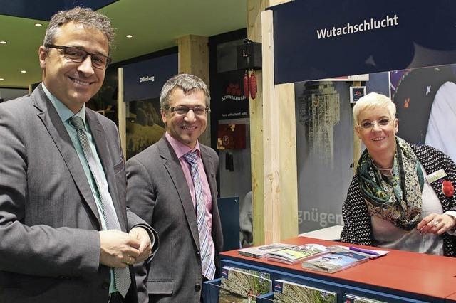 Stuttgarter Touristikmesse zeigt: Wutachschlucht ist weiterhin