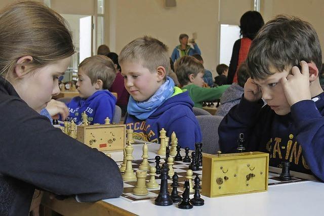 Schach lockt Mädchen an