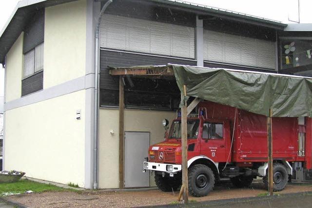 Knapp 300 000 Euro für die Feuerwehr