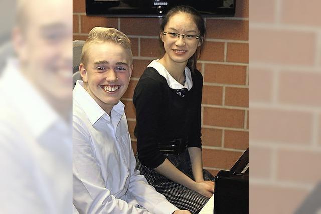 Erfolge bei Jugend musiziert