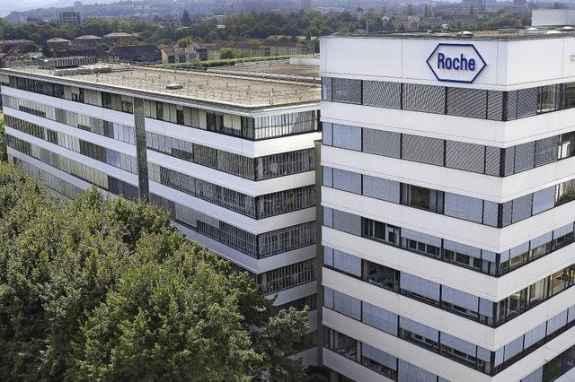 Roche ist erfolgreich und bleibt trotz des Euro-Kurses gelassen