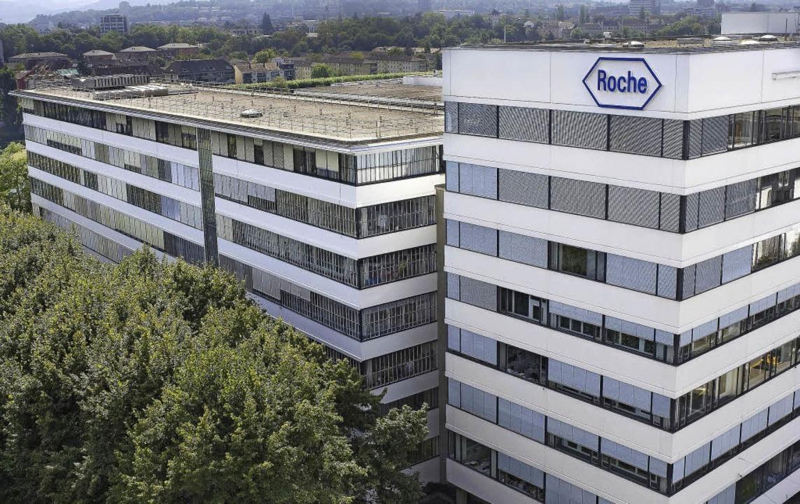 Produktivitätssteigerungen sind ein Da...ma an den Schweizer Roche-Standorten.   | Foto: Roche