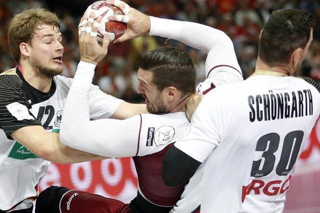 Deutschland scheitert im WM-Viertelfinale an Gastgeber Katar