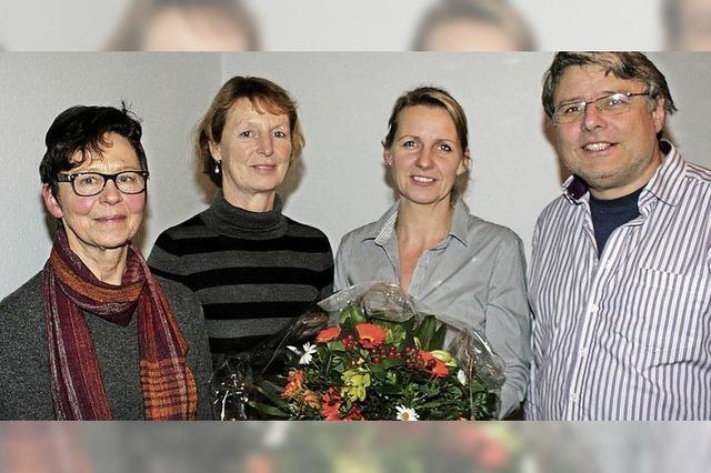 Dreigeteilte Verantwortung im Grünen-Ortsverband