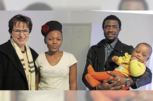 Nordwest-Stadt plant Familienpatenschaften für Flüchtlinge
