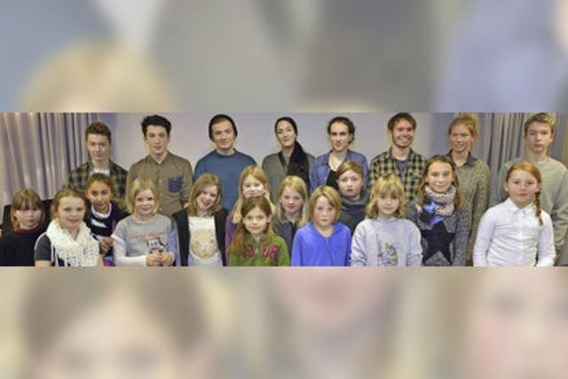 Junge Fotografinnen und Fotografen mit dem Freiburger Jugendfotopreis 2014 ausgezeichnet