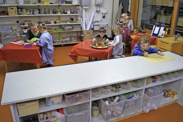 Montessori-Zentrum hat neues Zuhause bekommen