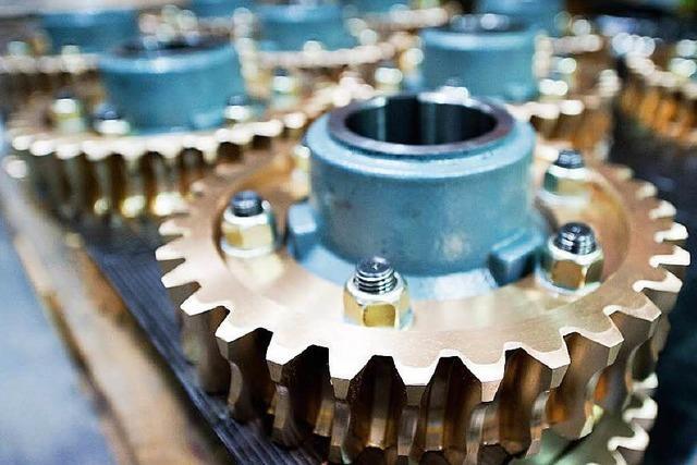 Neue Jobs, gute Prognosen: Südbadens Industrie im Aufwind