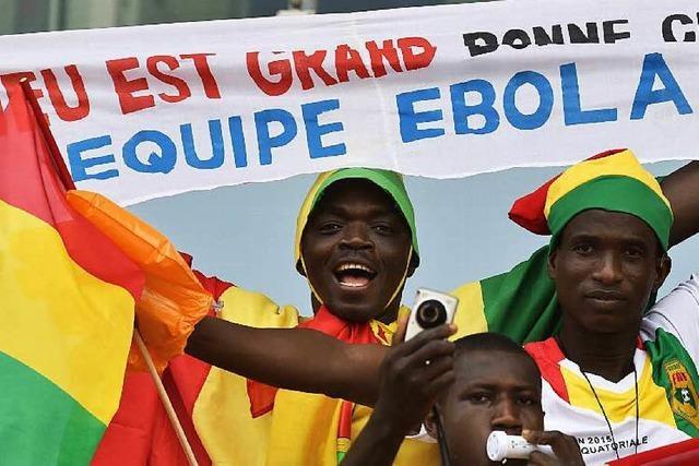 Ebola in Westafrika: WHO sieht Trendwende im Krisengebiet