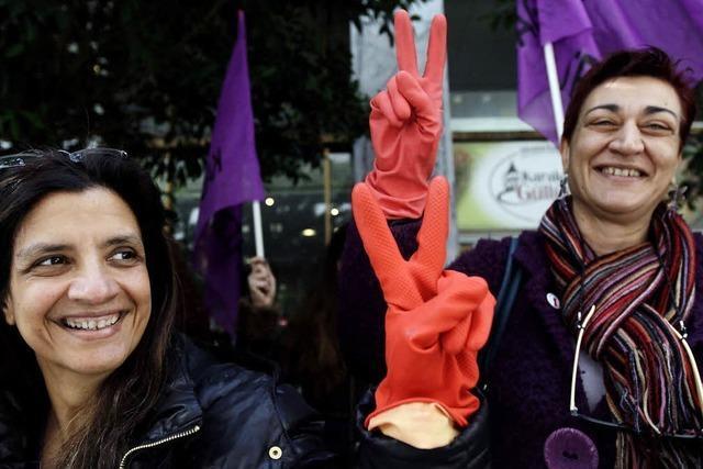 Tsipras - Mandat für radikalen Wandel
