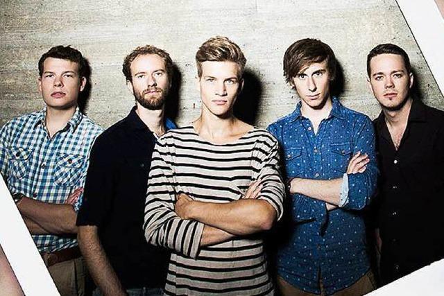 A-cappella-Gruppe High Five gibt Band-Ende bekannt: Abschiedskonzert in Offenburg