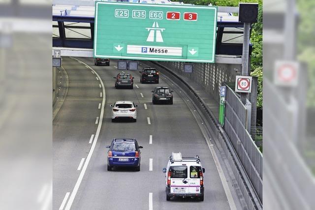 Neuer Autobahntunnel rückt näher