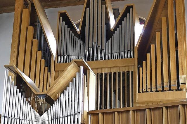 Horn- und Orgelkonzert in der Pfarrkirche St. Barbara in Freiburg