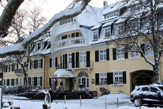 Gemeinderat macht den Weg frei: Parkhotel Adler darf erweitern