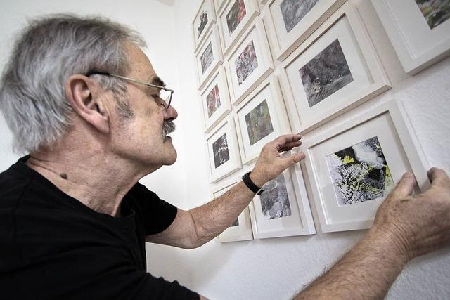 Der Emmendinger Künstler Ralph Görtler stellt in der Galerie im Tor aus