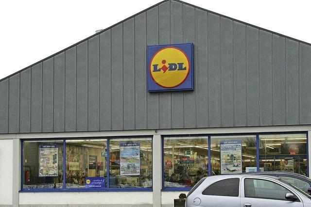 Nach Hieber und Rewe will auch der Lidl-Markt erweitern