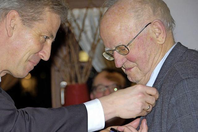 CDU-Ortsverband bestätigt Michael Mandery