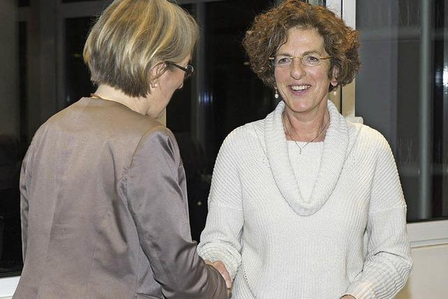 Irina Baltes kommt für Heinz Stauffer