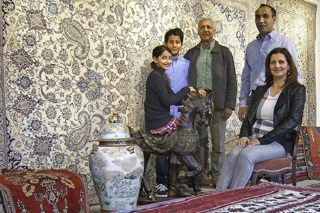 Ein Orientteppich ist ein Stück Kultur