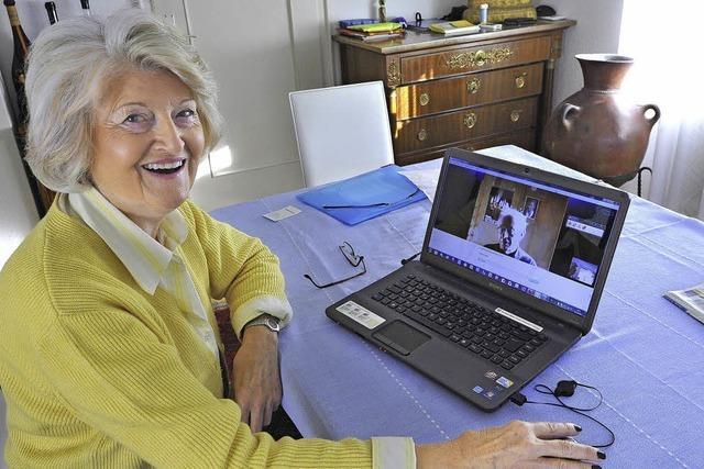 Skypen für Senioren