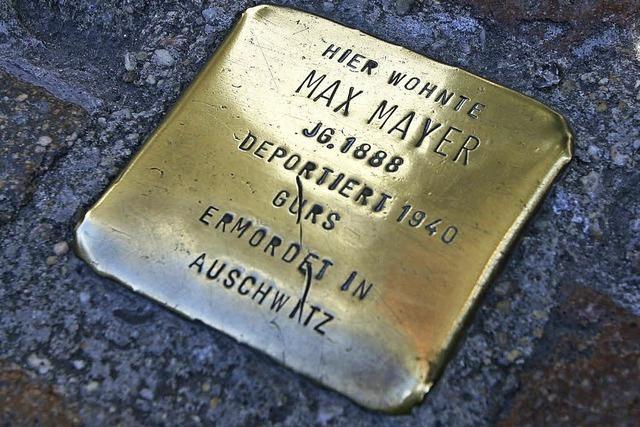 Gedenkstein für einen erhängten polnischen Zwangsarbeiter in Grenzach geplant