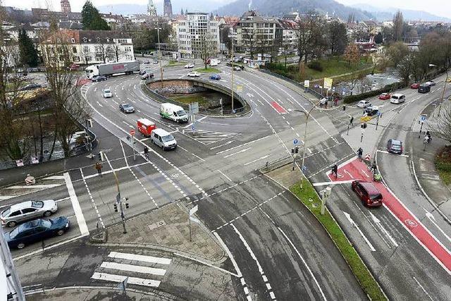 Kronenbrücke von Montag an gesperrt – auch Eisenbahnstraße zu