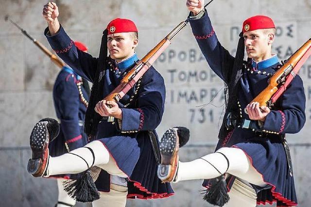 Strebt Griechenland eine Allianz mit Russland an?