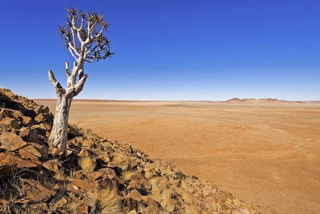 Audio-Visions-Vortrag über Namibia in Emmendingen