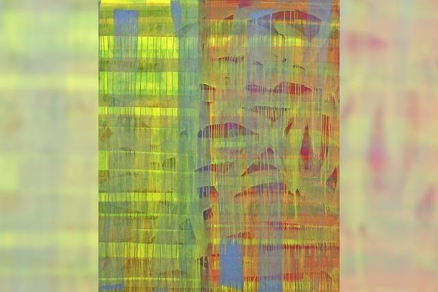 Werke von Grit Schumacher im Forum Merzhausen