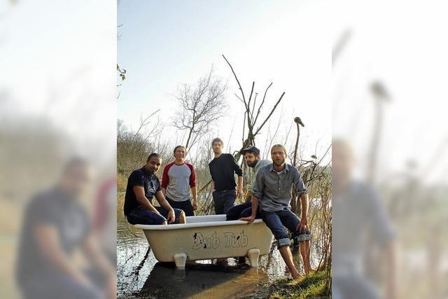 Iman & Dub Tub geben Benefizkonzert in Müllheim