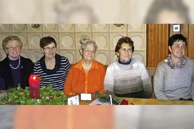 Landfrauen aus dem Elztal geehrt