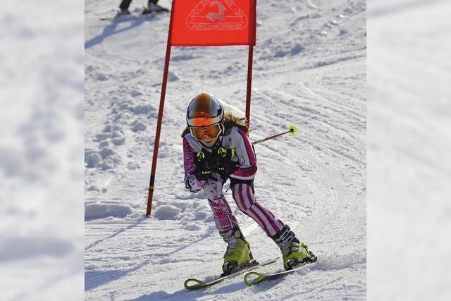 Skifest für Kinder in Bernau