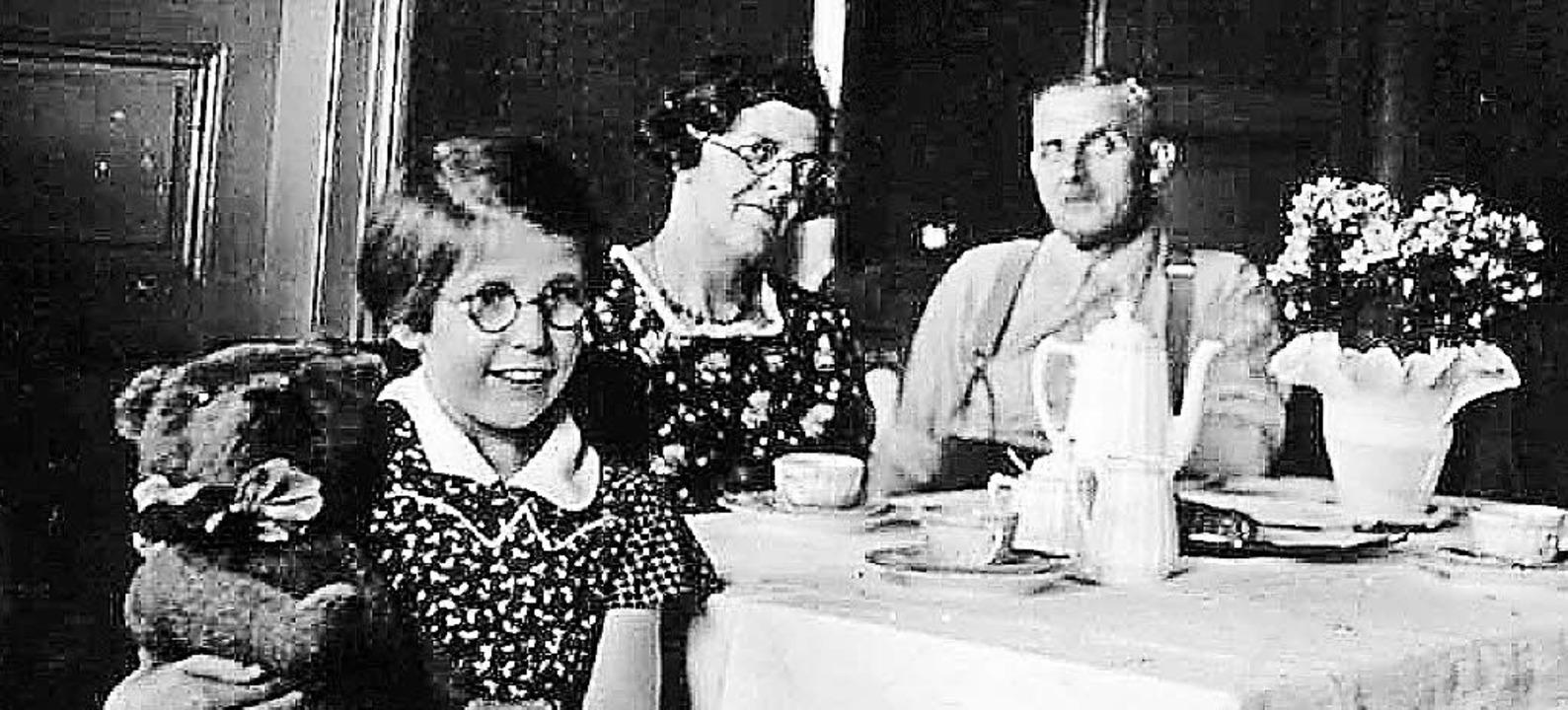 Die Familie Heinrich Müller  wollte 19...nten eine Widerstandsgruppe aufbauen.   | Foto: privat