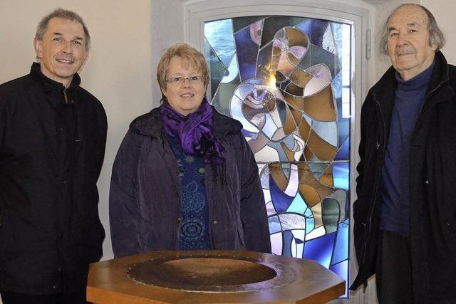 Die Kunst in den Kirchen soll erlebbar werden