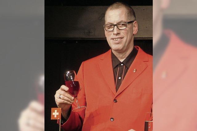 Thomas Breuer in Basel: Süffisante Wein-Lese