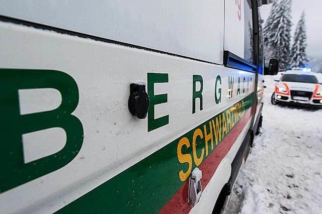 Zwei Menschen sterben bei Lawinenunglücken im Schwarzwald