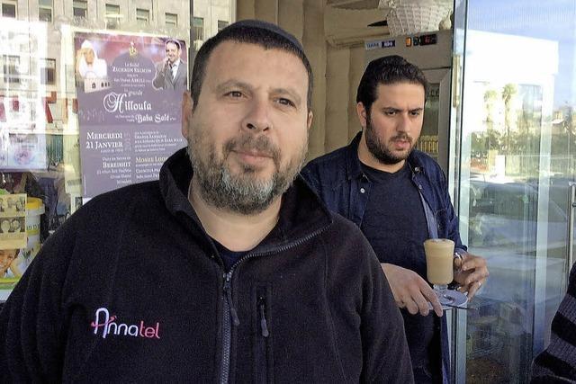 Ein Hauch Paris in Jerusalem