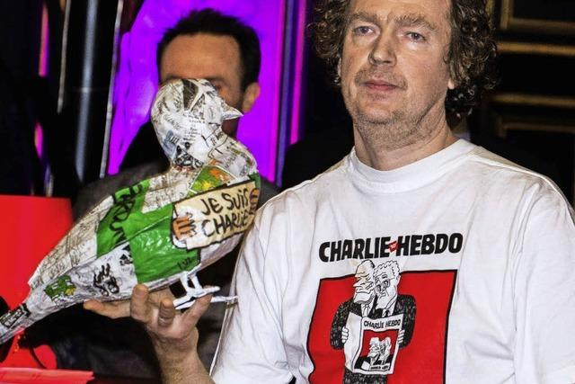 BADISCHE-ZEITUNG.DE: Charlie Hebdo