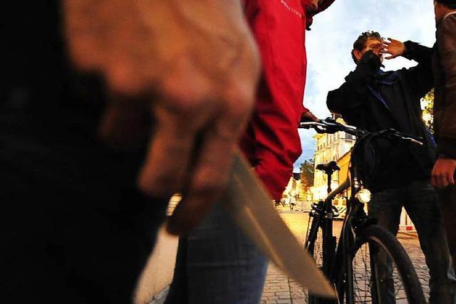 Tatort Freiburg: Zahl der Raubüberfälle ist wieder gestiegen
