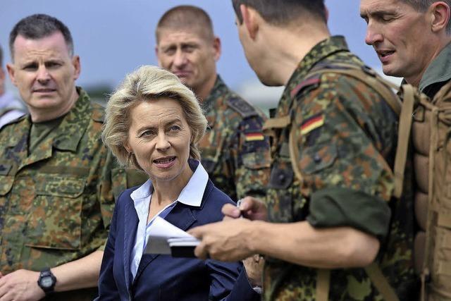 Die Reform der Bundeswehr als Marathon