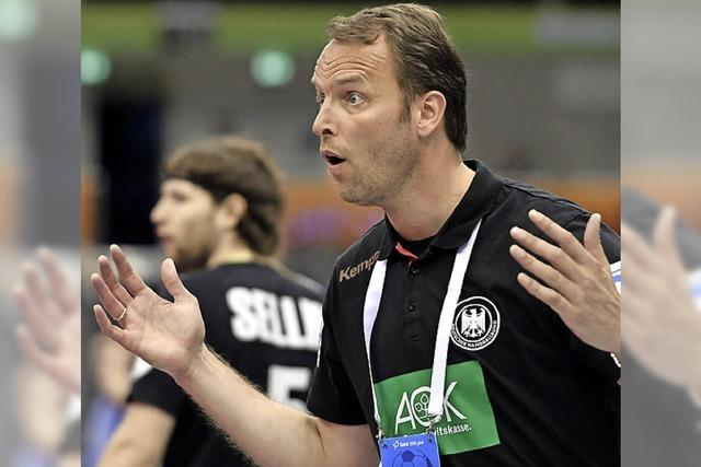 Energielose Handballer